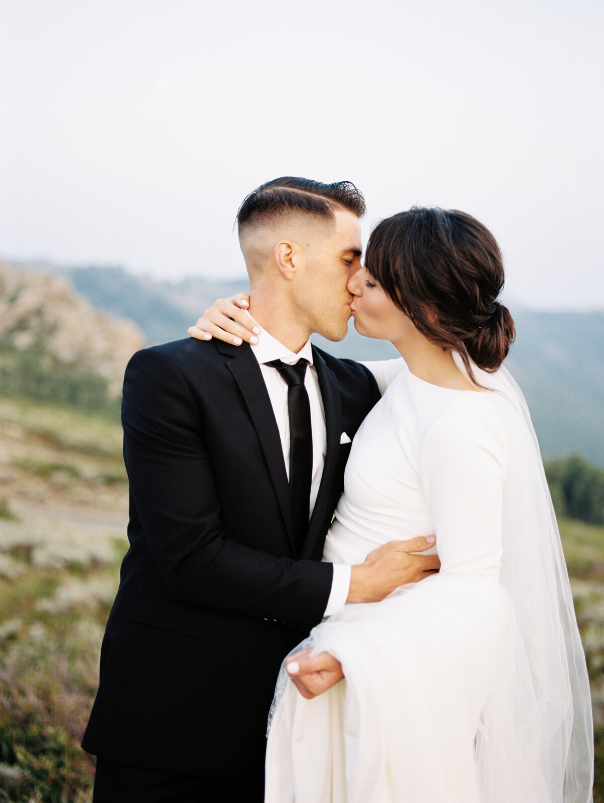Kylie and Mitch Utah Bridal Session 74
