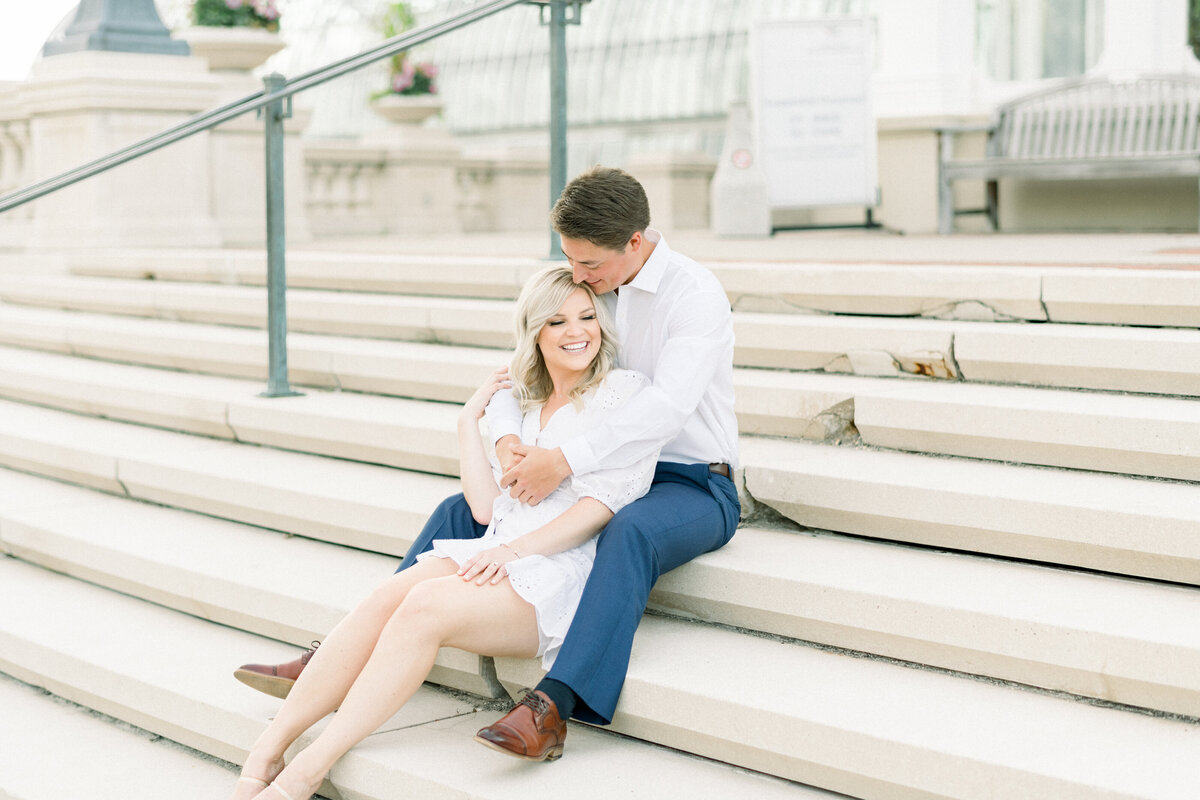 Minnesota engagement photos, Minnesota wedding photographer, Minneapolis engagement photos, Minneapolis wedding photographer, Como Zoo Conservatory Photos
