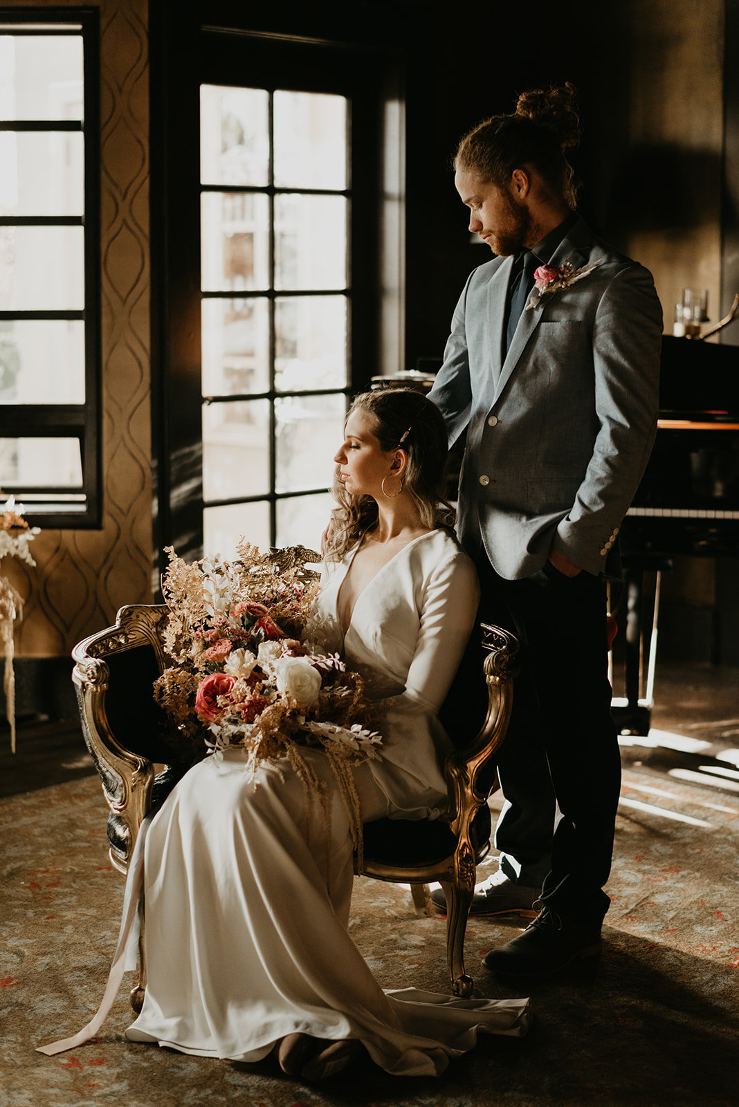 Britty + Beau - Elopement - The Ruins_ Seattle_ WA - Kamra Fuller Photography - Runaway With Me Elopement Collective-125