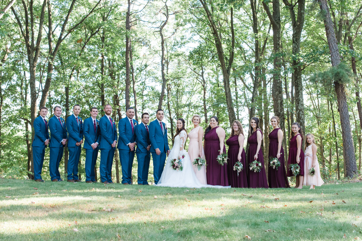 toftrees golf resort state college pa wedding
