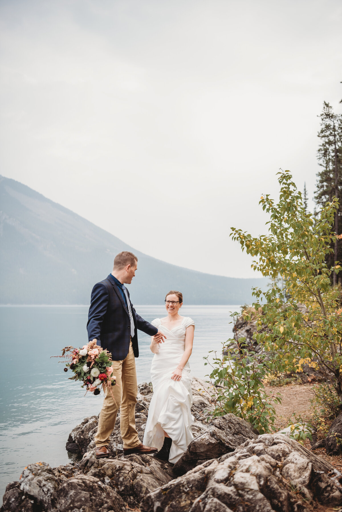 where to elope in banff area
