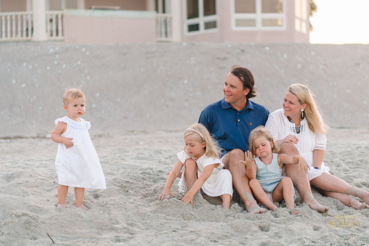 Debordieu Beach Family Photos, Georgetown SC - Pasha Belman Photography-10