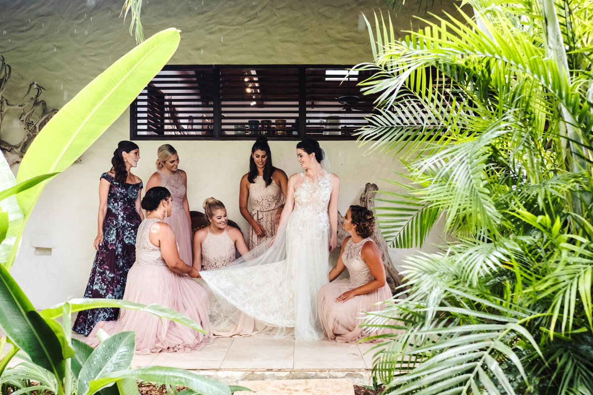 Cap Maison St Lucia Destination Wedding - 061