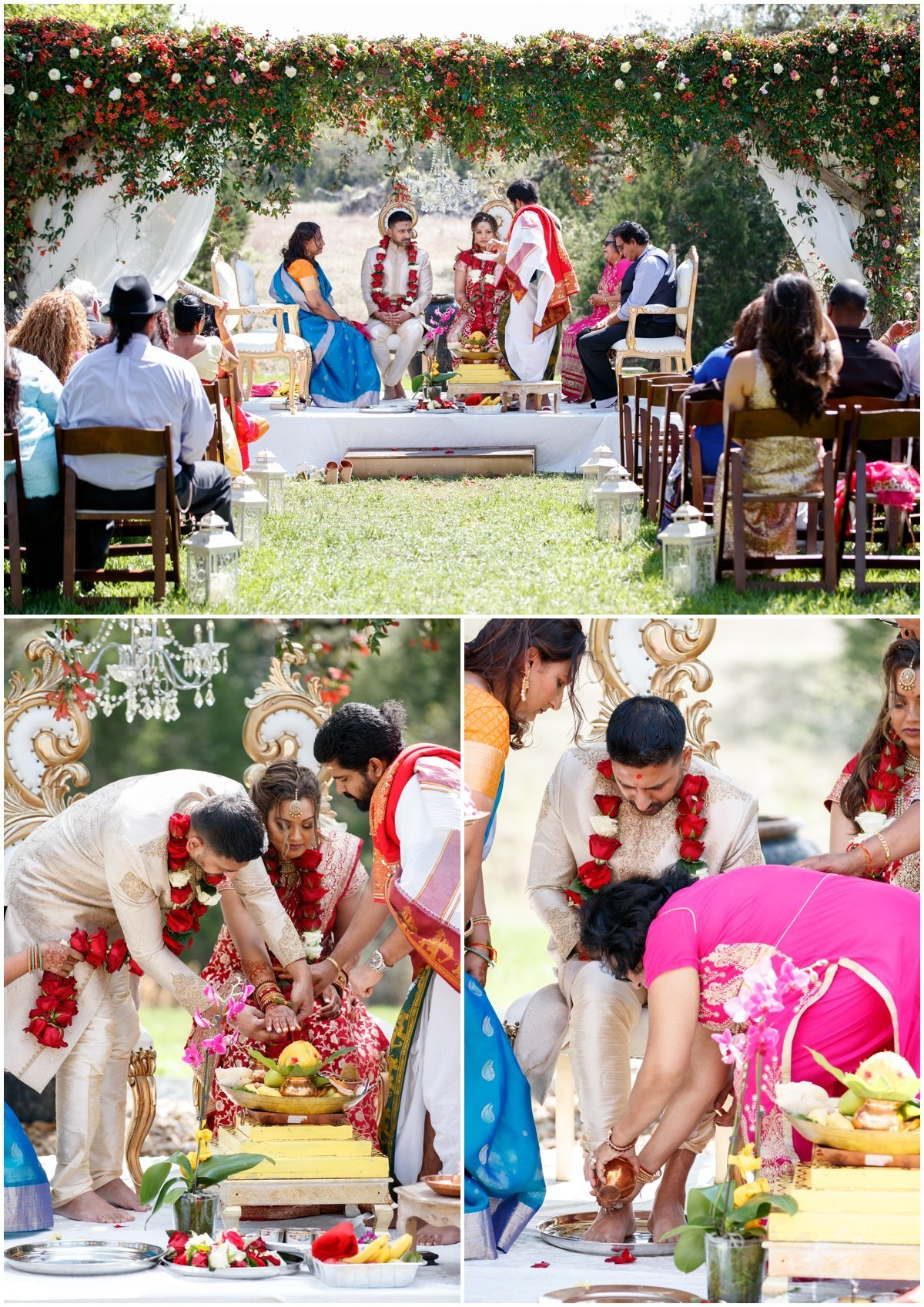 Austin wedding photographer pecan springs ranch wedding photographer Indian ceremony