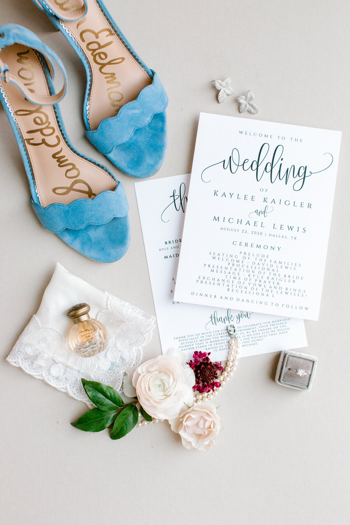 Kaylee & Michael's Wedding at Watermark Community Church | Dallas Wedding Photographer | Sami Kathryn Photography-4