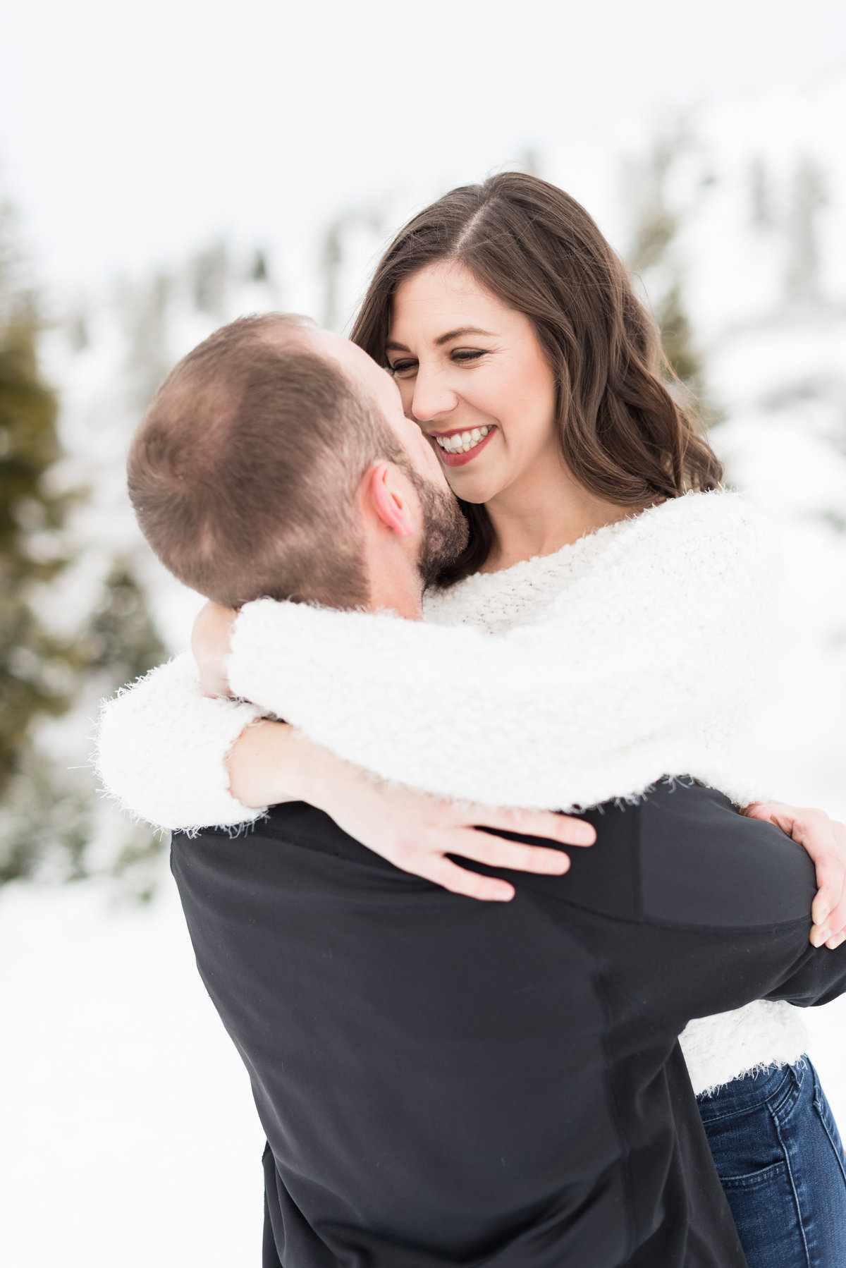 A  Winter Bogus Basin Engagement Shoot 018