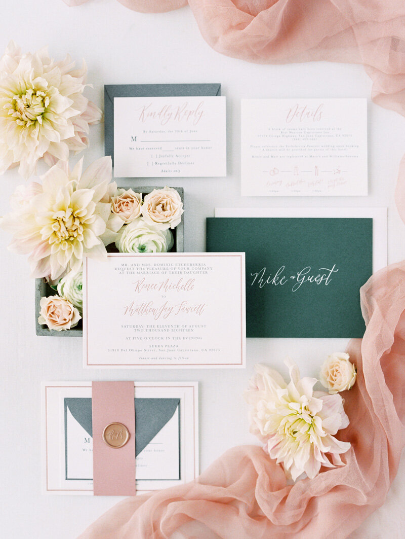 pirouettepaper.com | Wedding Stationery, Signage and Invitations | Pirouette Paper Company | Invitations | Jordan Galindo Photography _ (31)