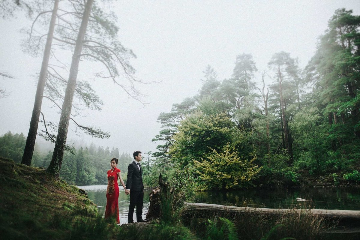 Pre-Wedding Photography by Jono Symonds