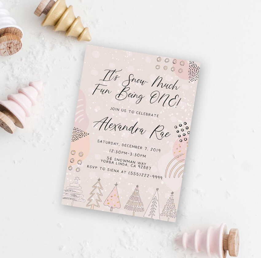 pirouettepaper.com | Party and Wedding Stationery, Signage and Invitations | Pirouette Paper Company | Downloadable Party Invitations | Cute Party Themes 47