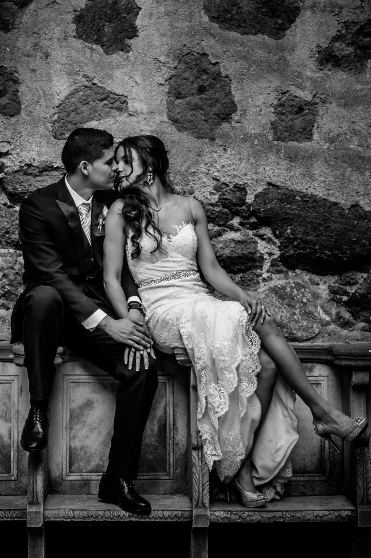 Guanajuato Wedding Photo by Dan Dalstra