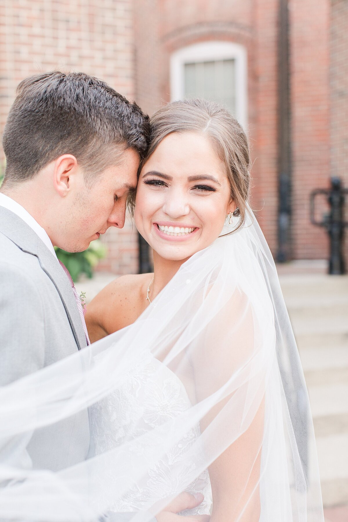 Kara Webster Photography | Meredith & Tyler | University Of Dayton Marriott Wedding Photographer_0060