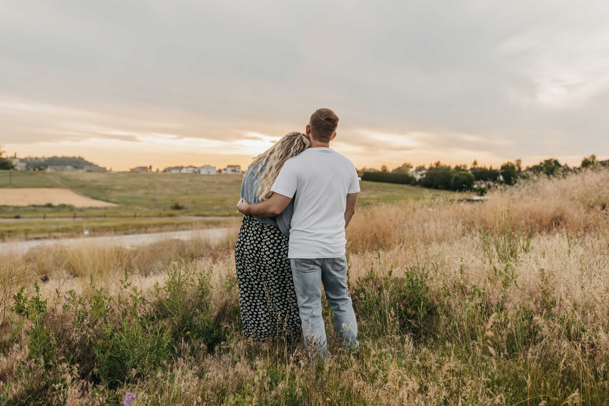 Engagement Session in Spokane Washington, Best Photographer - Clara Jay Photo-6