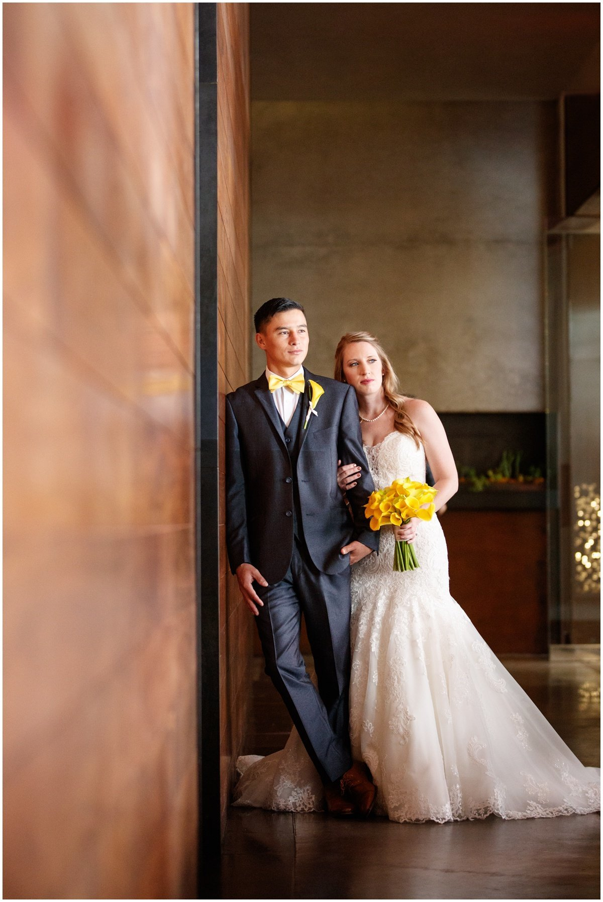 Austin wedding photographer w hotel wedding photographer bride groom full length