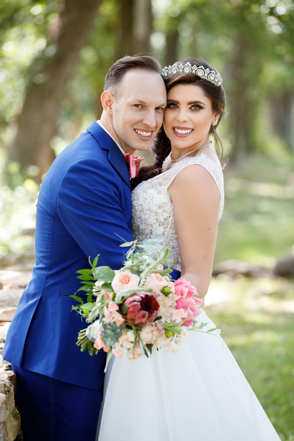 Austin wedding photographer addison grove wedding photographer bride groom portrait