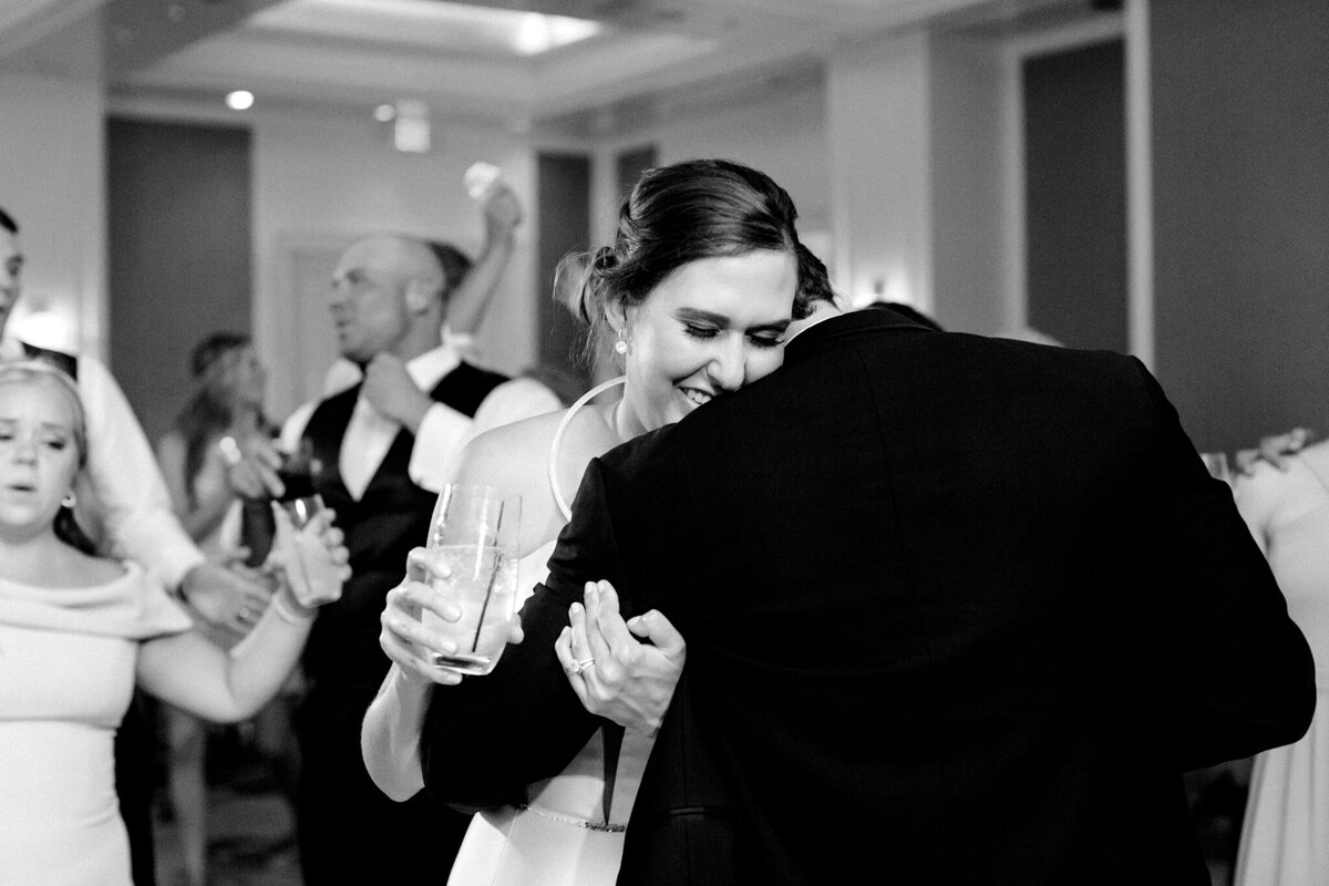 Wedding at the Crescent Court Hotel and Highland Park United Methodist Church in Dallas | Sami Kathryn Photography | DFW Wedding Photographer-191