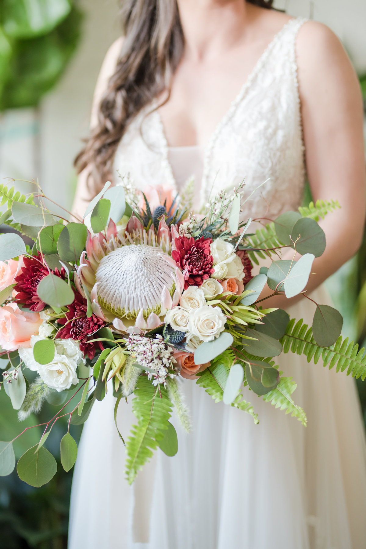 Tampa boho wedding at Fancy Free Nursery 15
