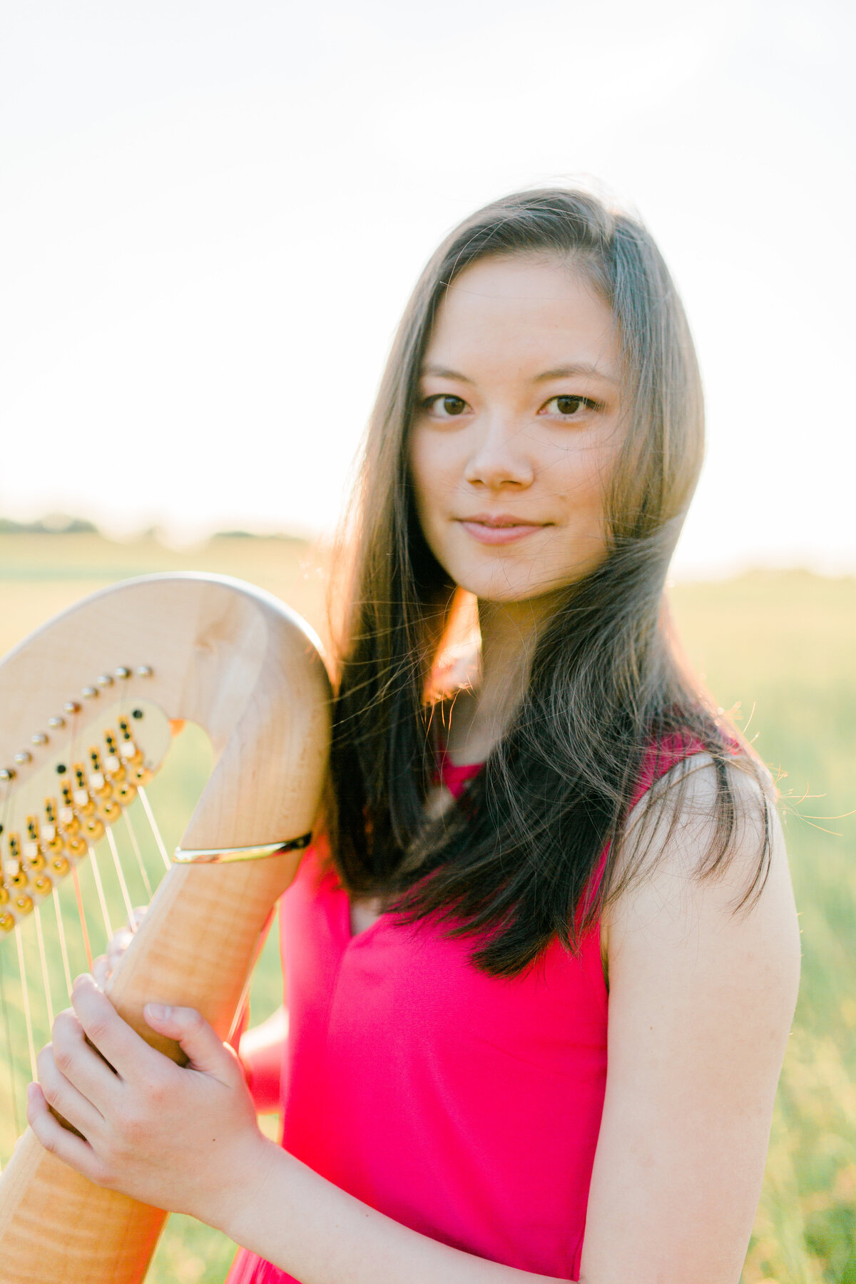 Virginia_Senior_Session_Musician_Harp_Photography_Angelika_Johns_Photography-9499