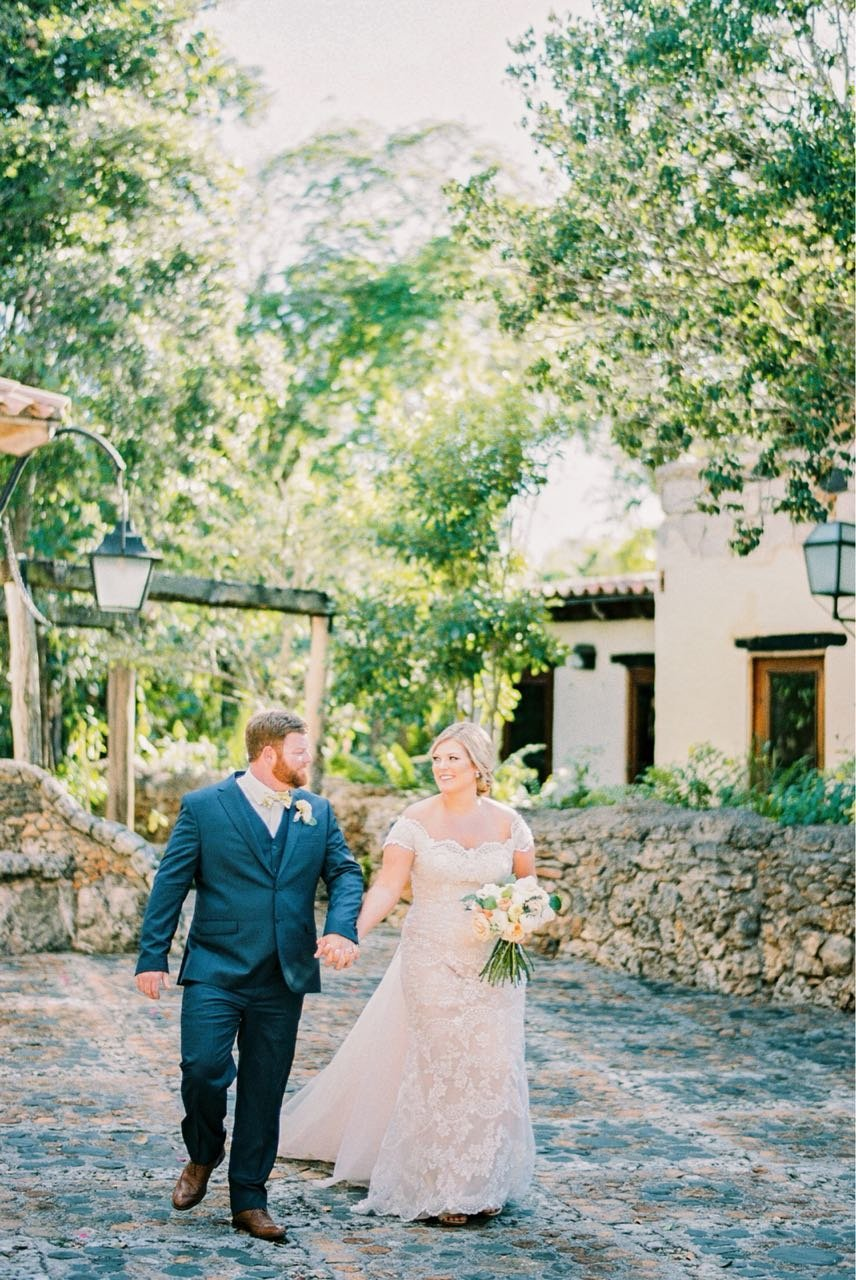 Claire Duran Wedding in Casa de Campo