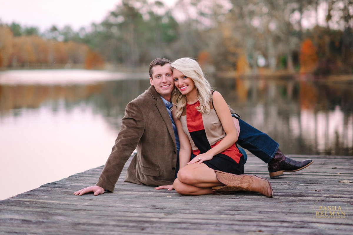 Engagement Photography in Charleston, South Carolina | Fine Art Film Inspired Engagement Session by Pasha Belman