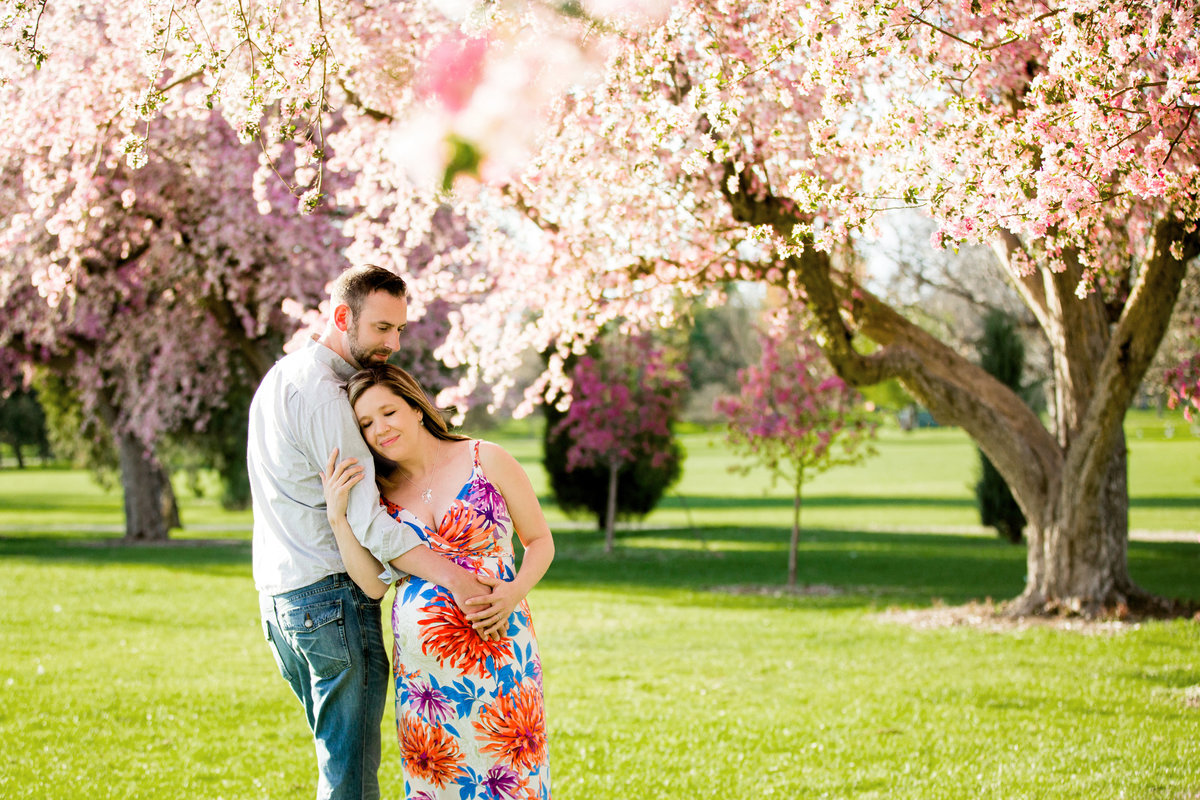 cherry-blossom-maternity-photos-colorado