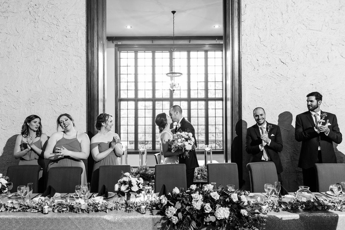 Romantic Windermere Manor Wedding | Dylan and Sandra Photography 150