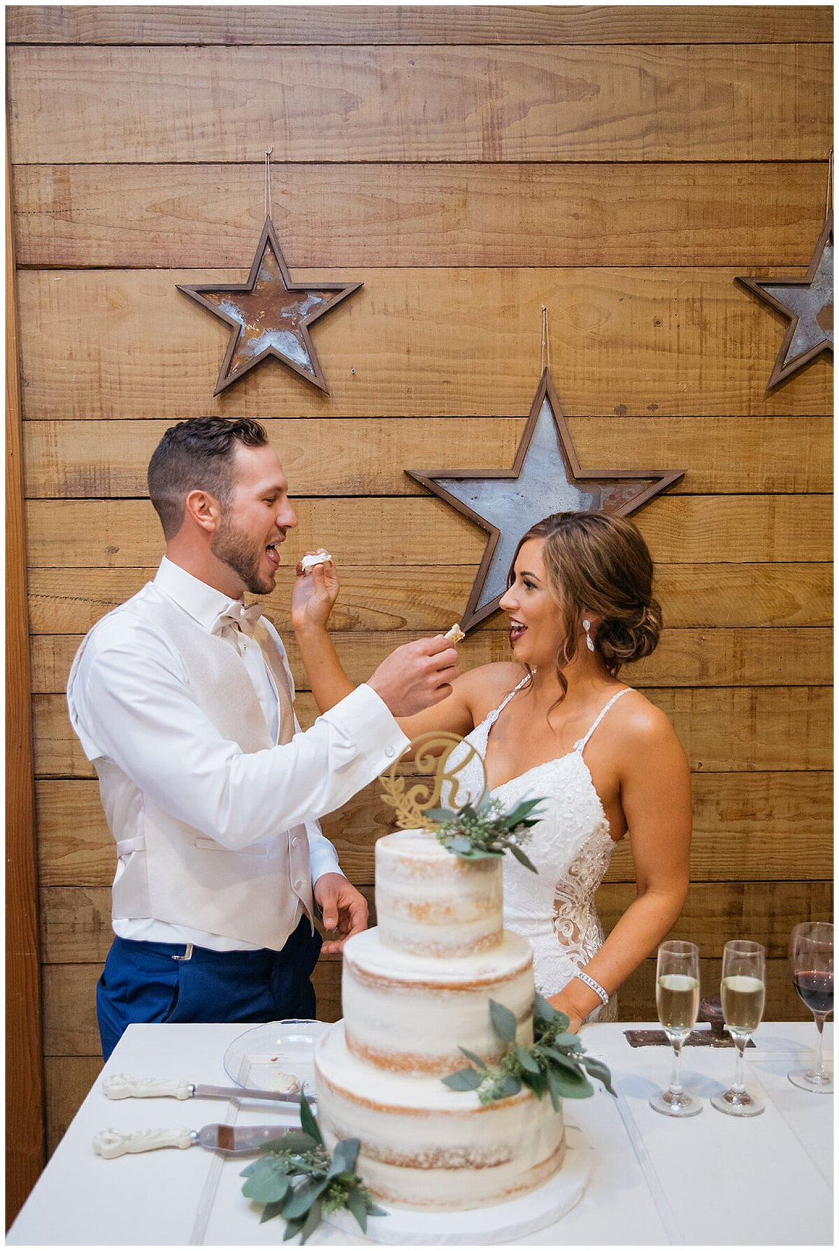 Rustic Greenery Indoor Outdoor Wedding at Emery's Buffalo Creek - Houston Wedding Venue_0134