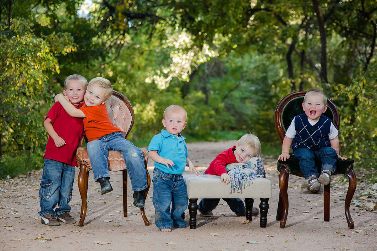 Extended Family Photographer