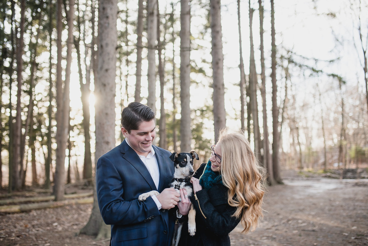 Stony Creek Winter Engagement1