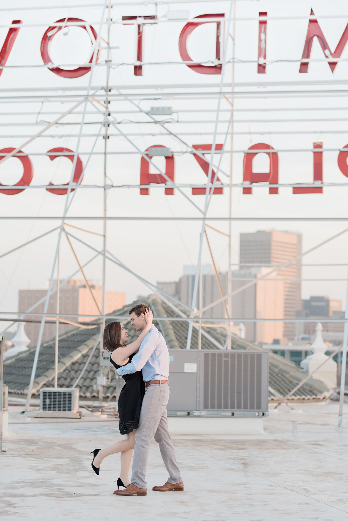 Tampa engagement photography session 29