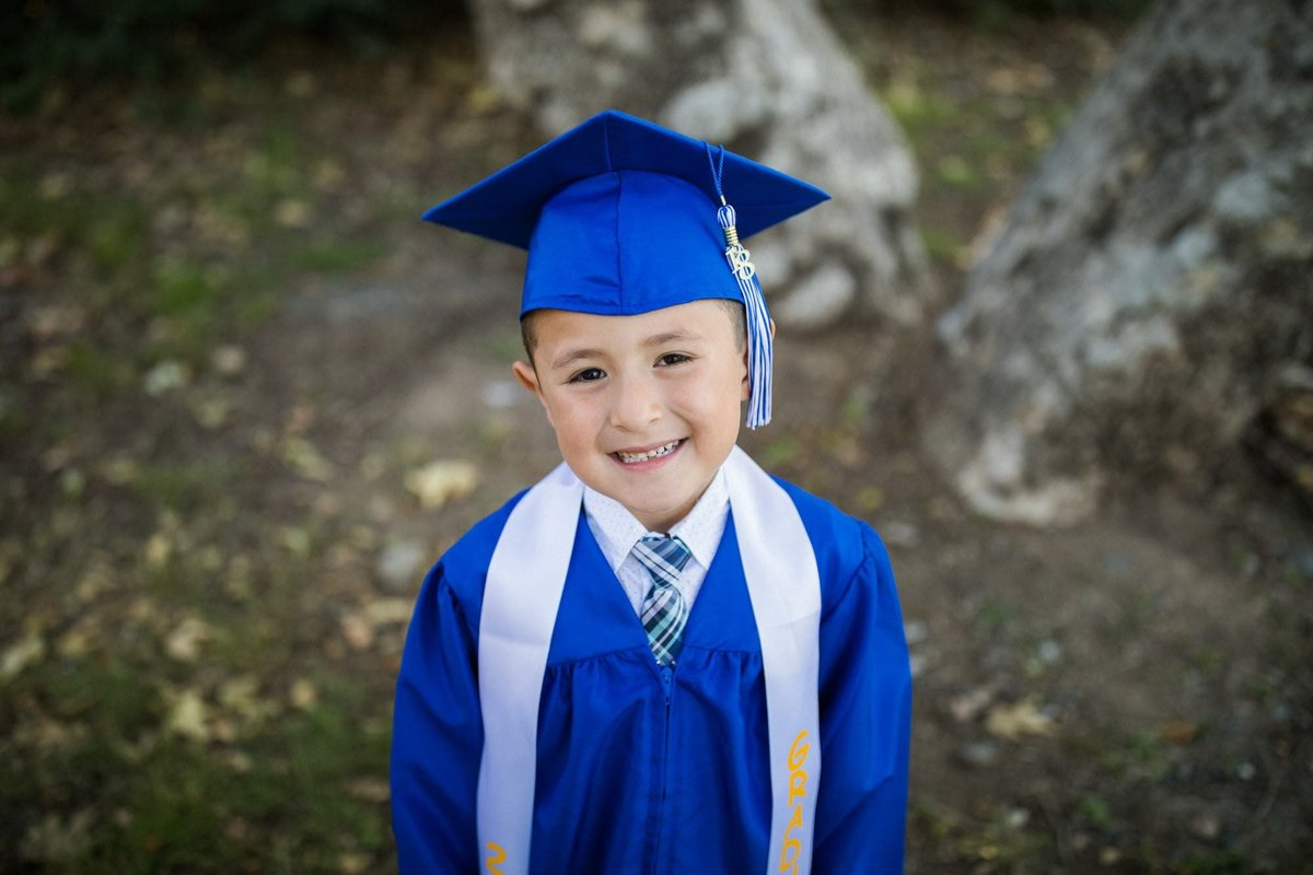 Kindergarten Graduation Photography_