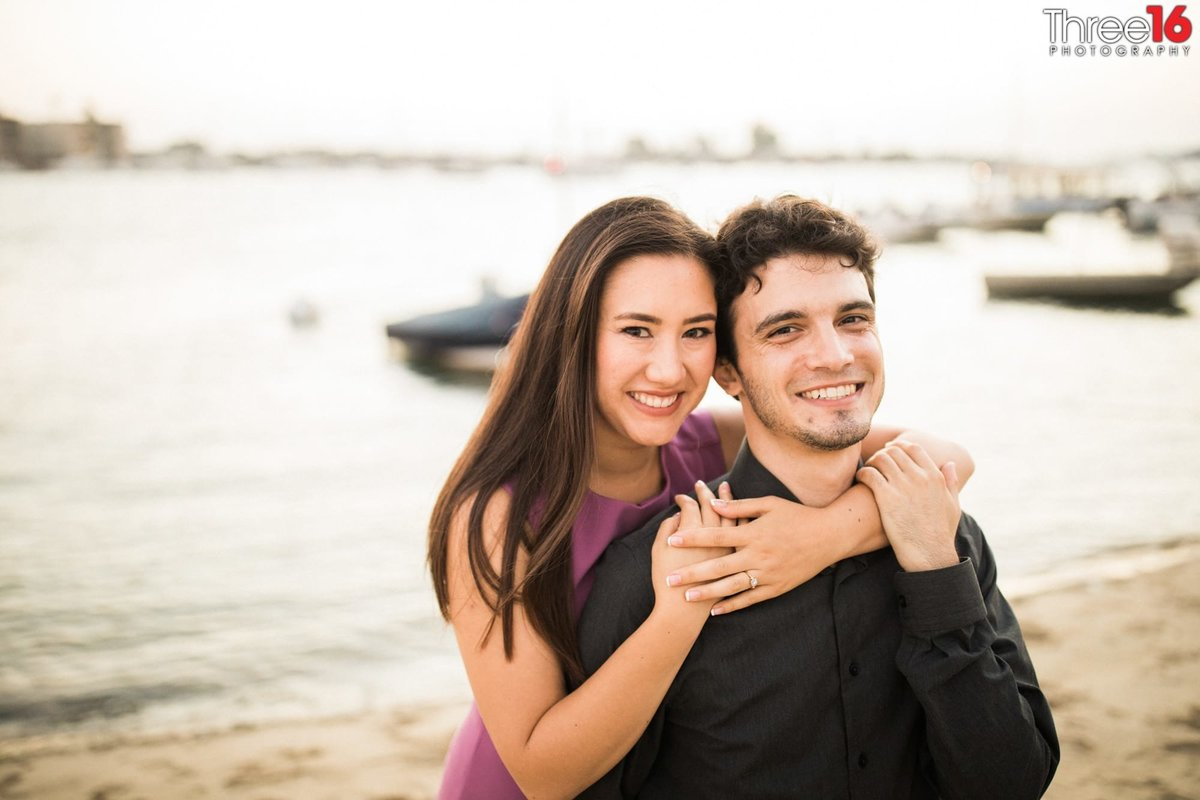 Balboa Island Engagement Session