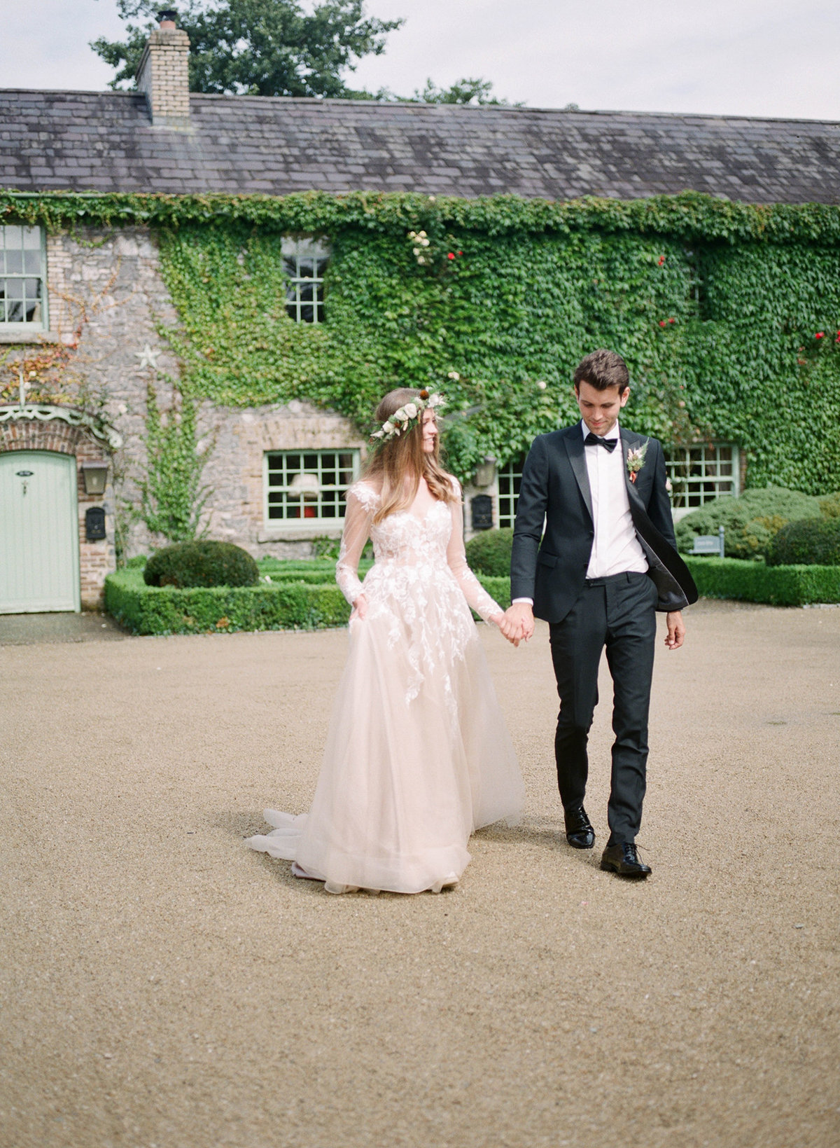 Destination Wedding Photographer - Ireland Editorial - Cliff at Lyons Kildare Ireland - Sarah Sunstrom Photography - 43