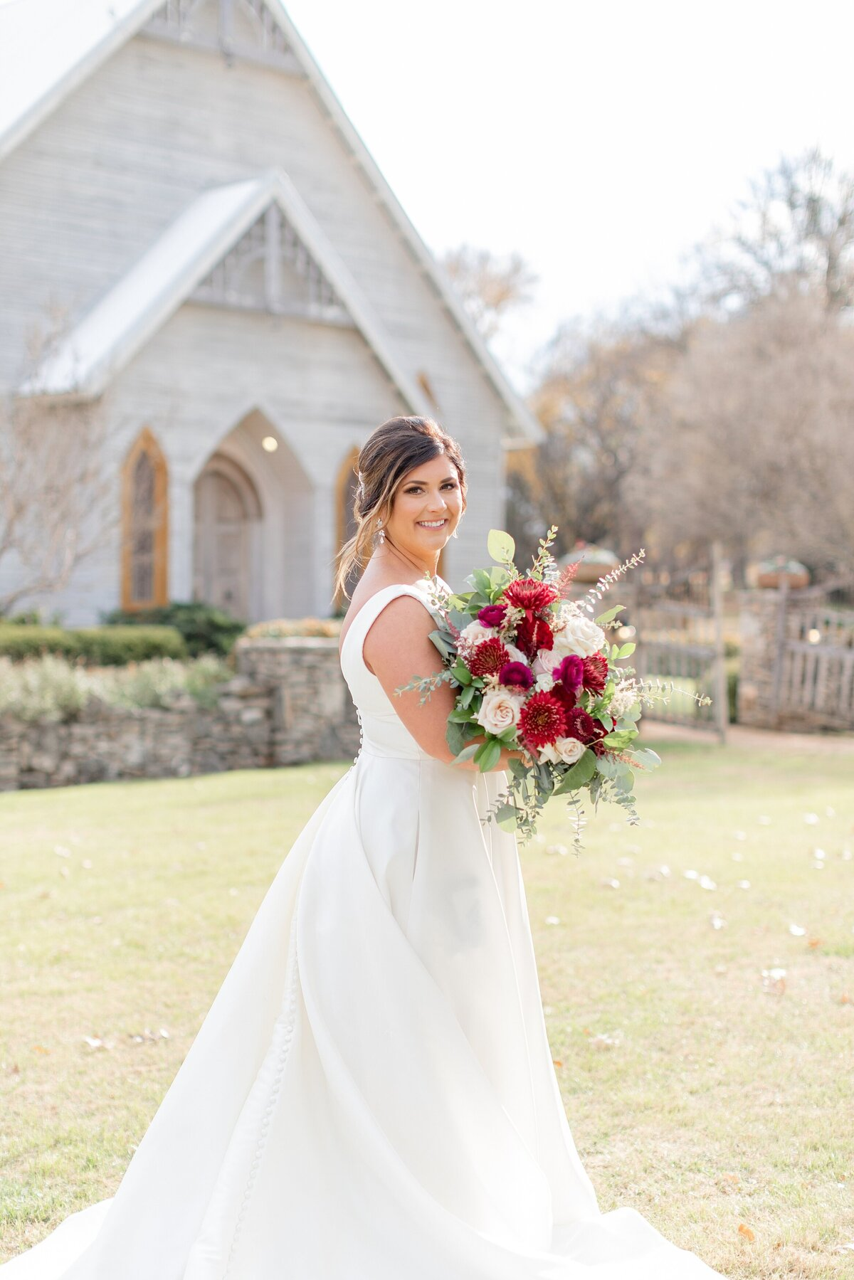 the brooks at weatherford wedding bridal