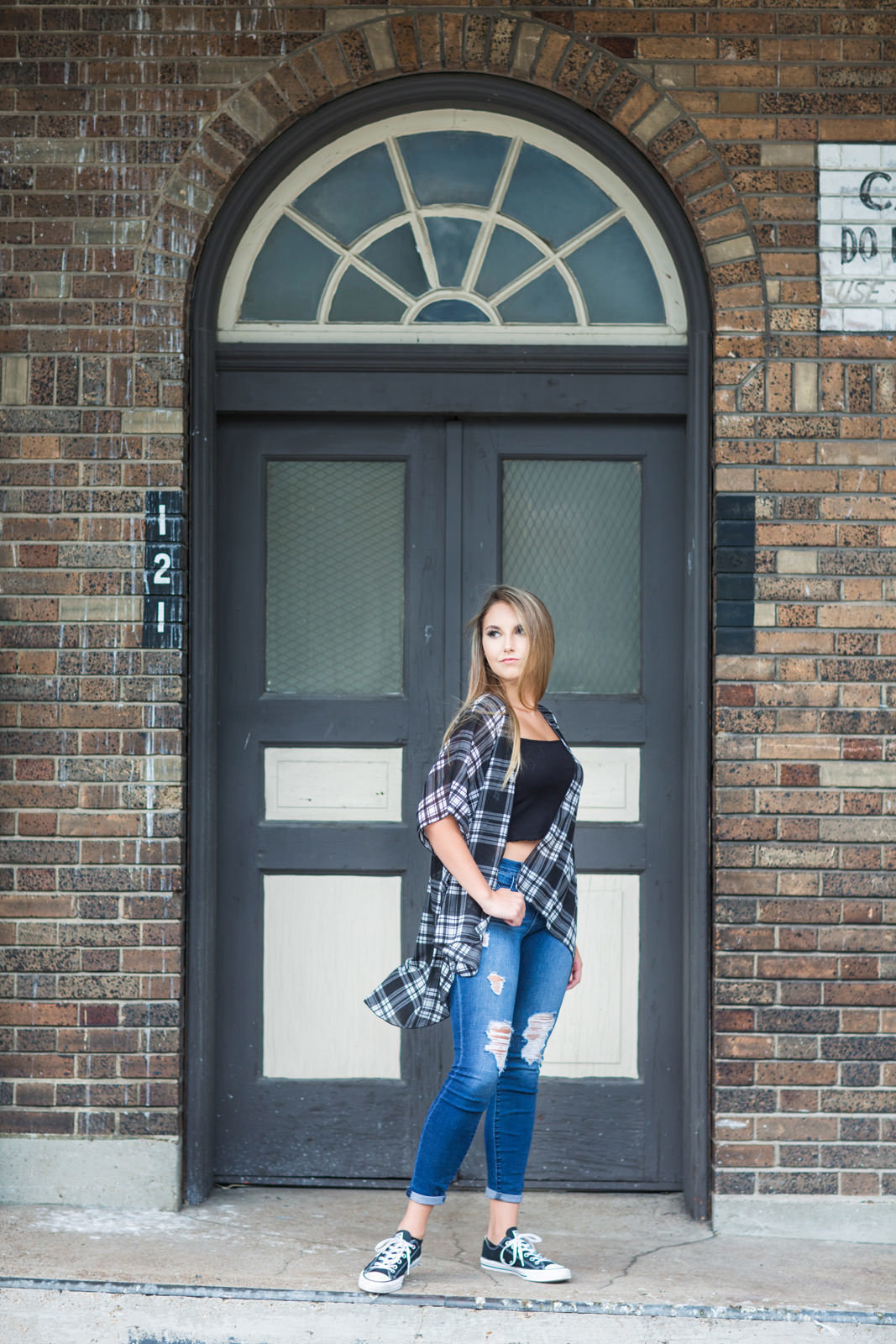 L Photographie St. Louis city senior pictures 39