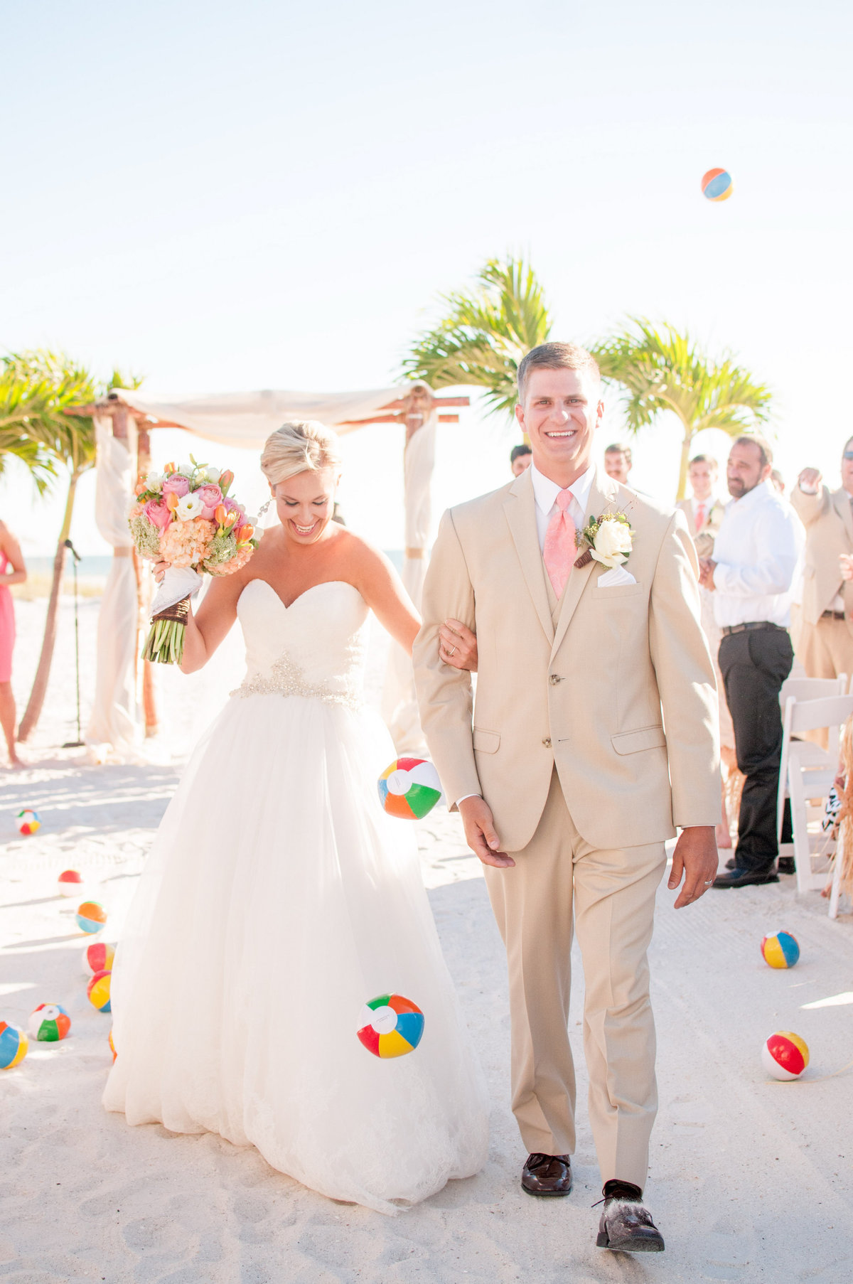 beach wedding photographers