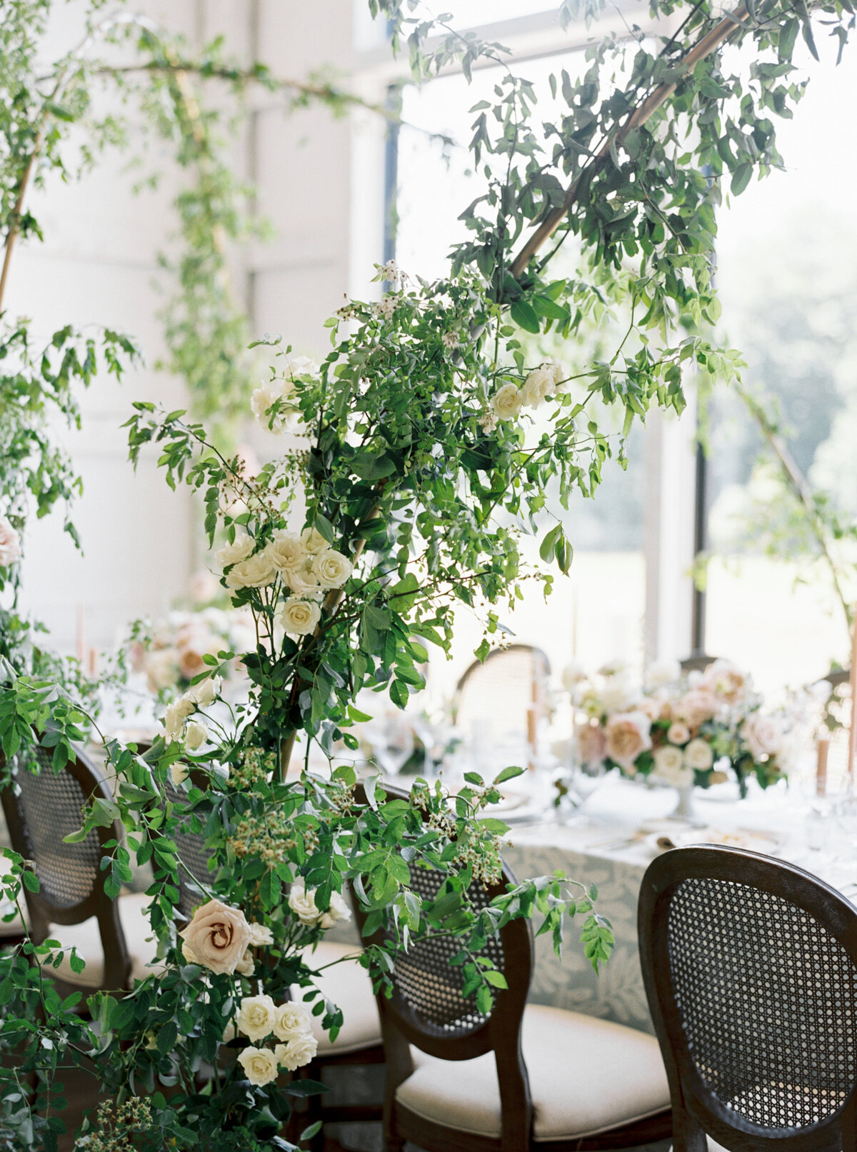 The Greenery Intimate Wedding with Always Yours Events 45