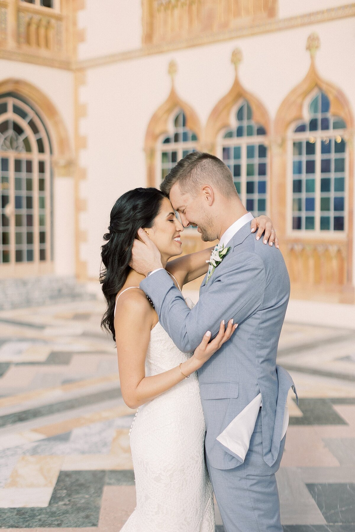Williams-Siesta Key Florida Ringling Museum Wedding Casie Marie Photography-380