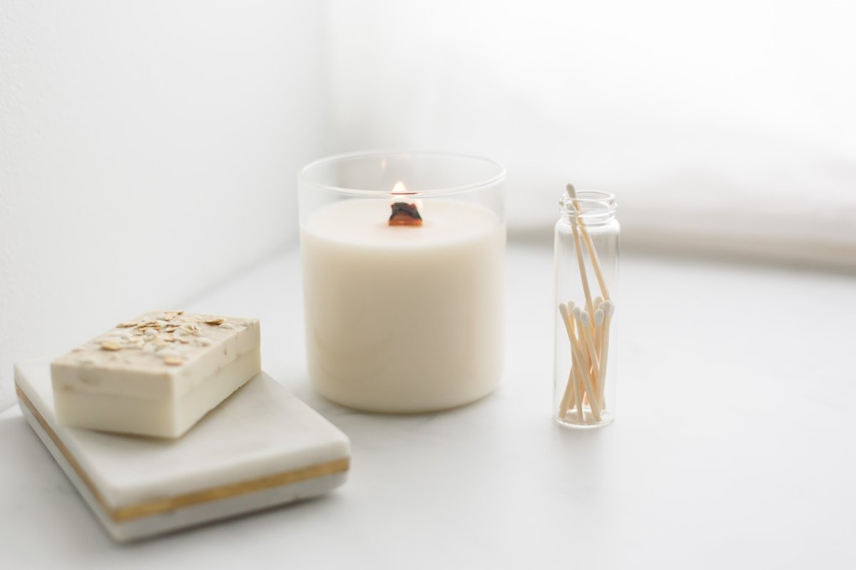 Atelier21 Co - Classic Candle-035