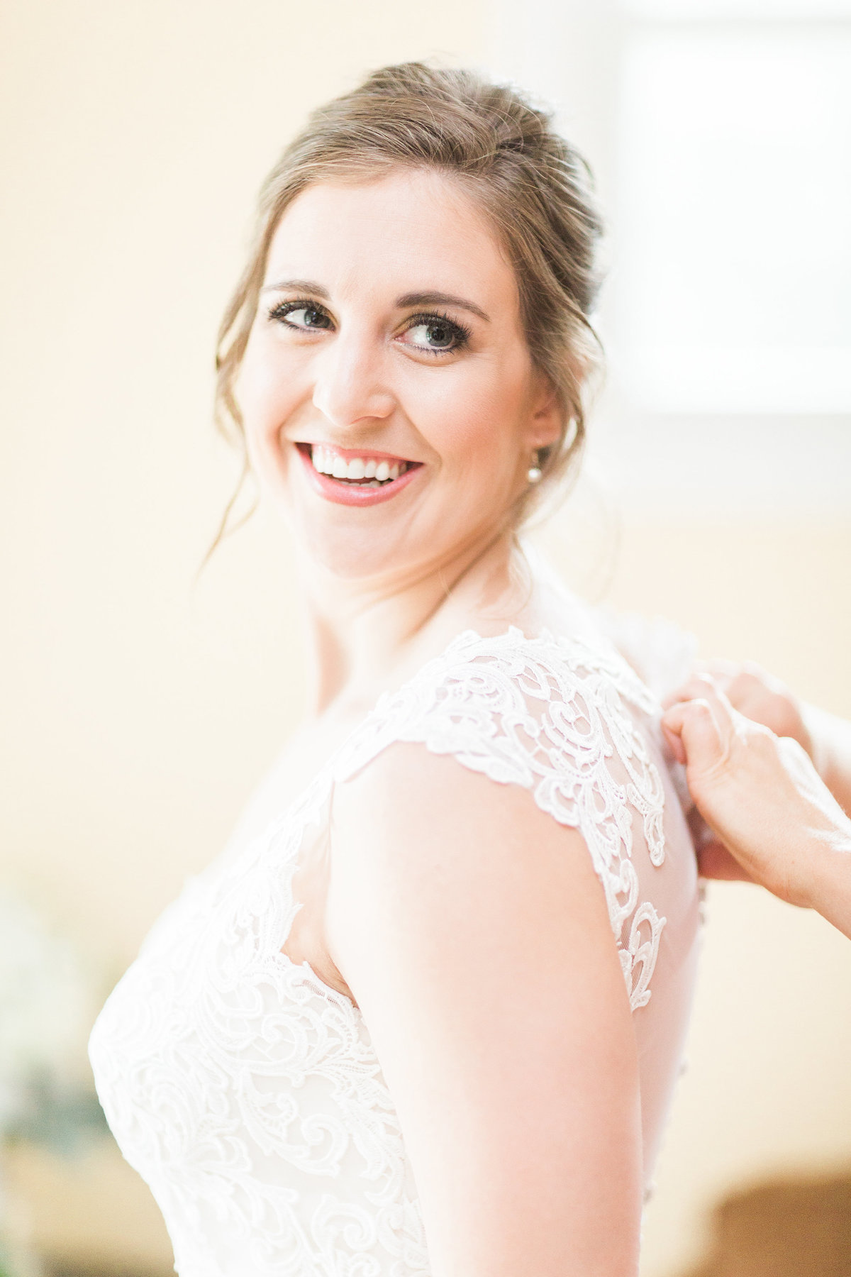 The Marketplace on Broadway Ardmore Bridal Portrait