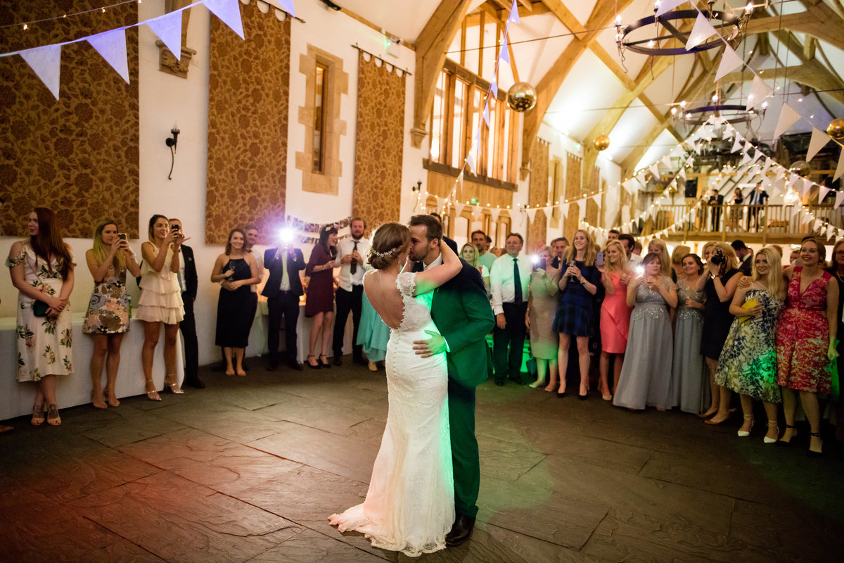 first dance at haselbury mill