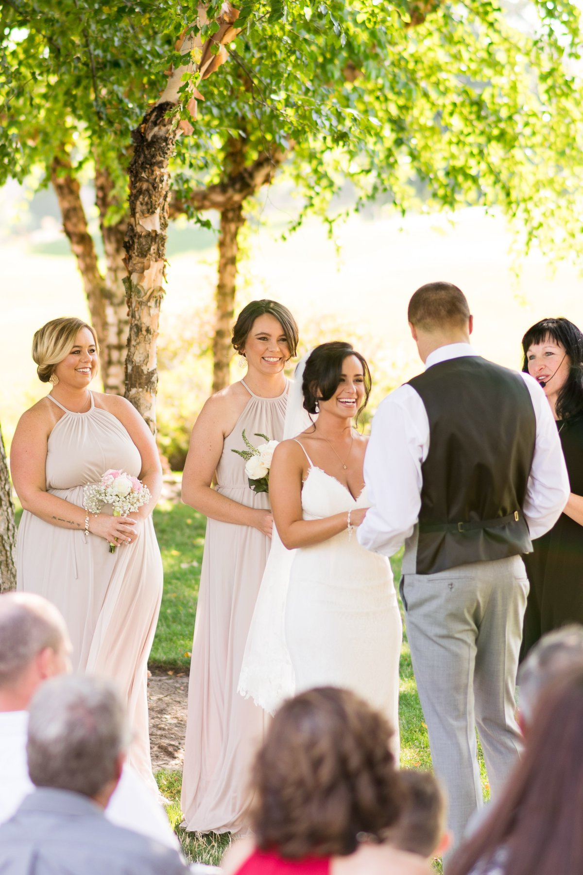 A Summer Banbury Golfcourse Wedding  - 061