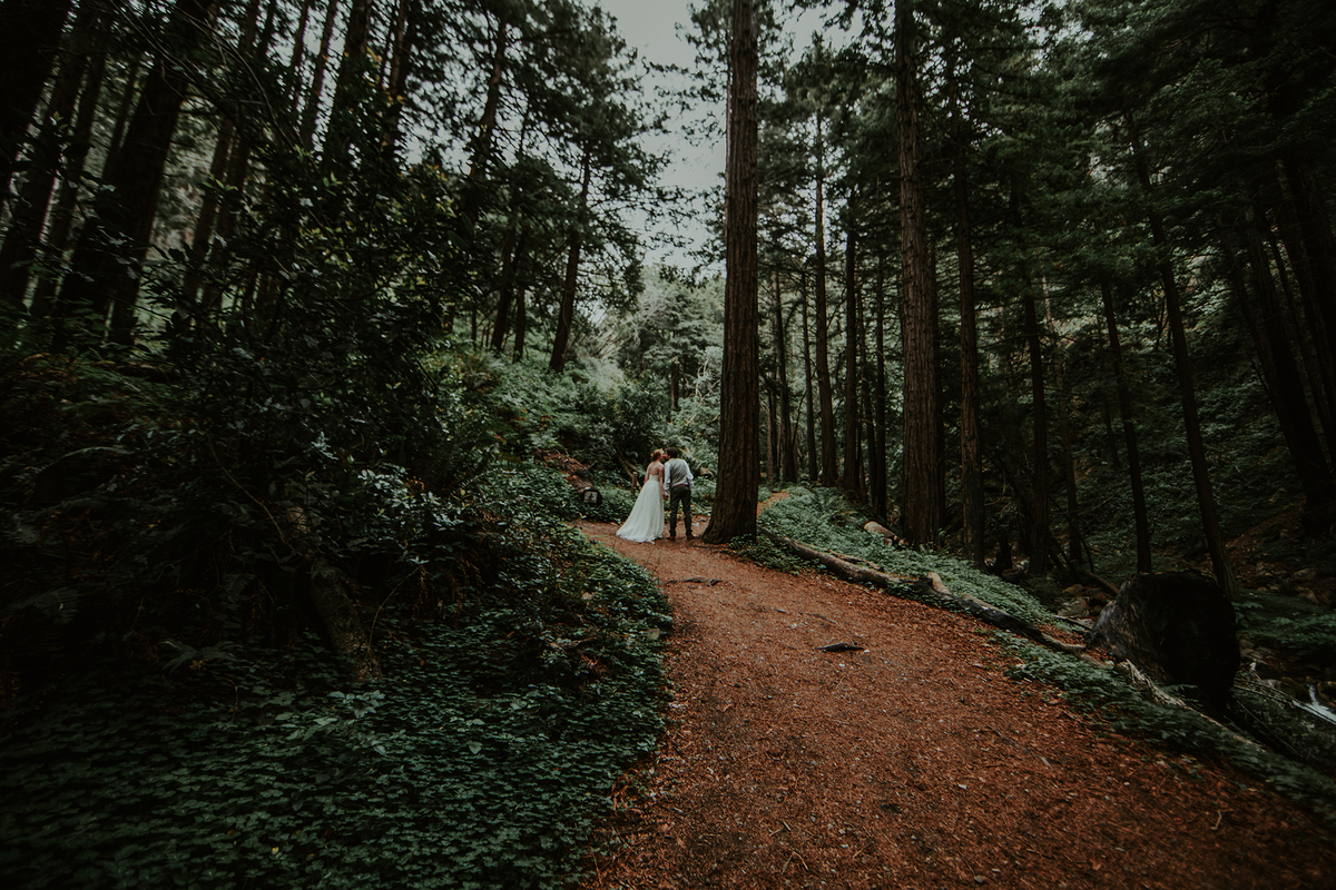 Adventurous Wedding Photographer