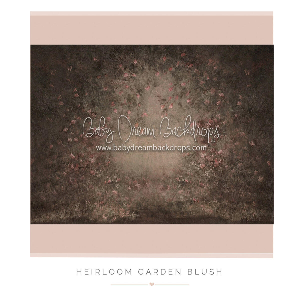 Heirloom Garden Blush