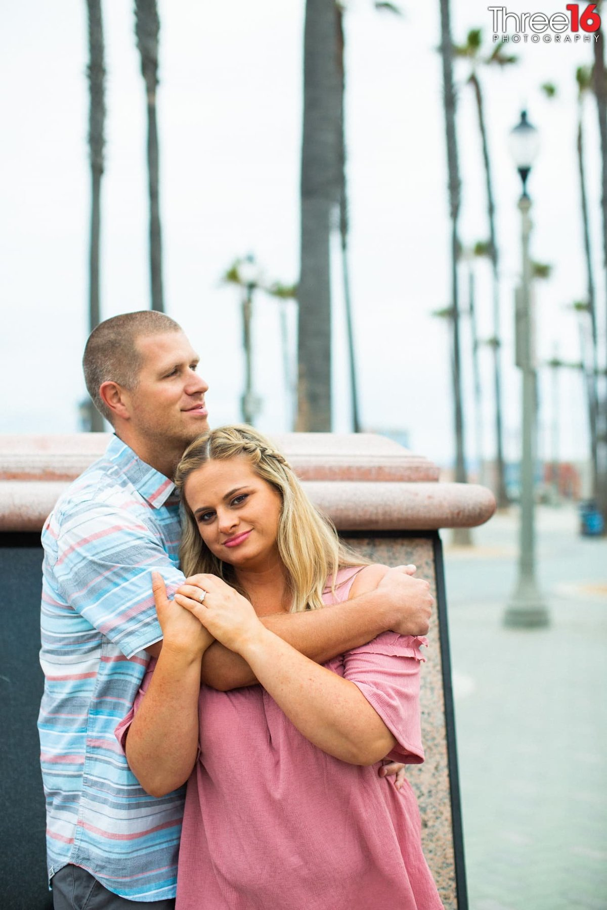 Huntington Beach Pier Engagement Photos Huntington