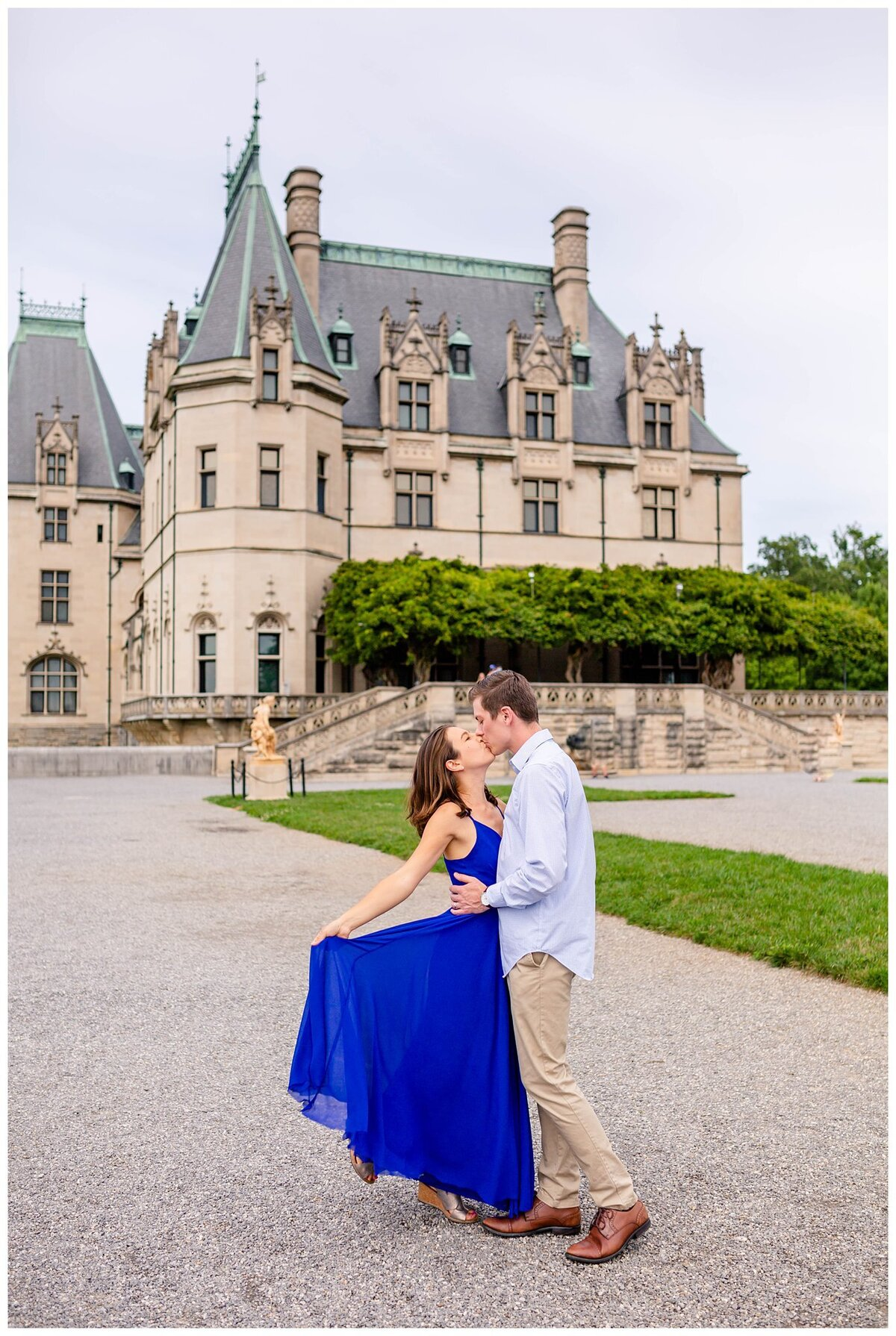 Biltmore Estate Anniversary - Asheville Wedding Photographer - Tracy Waldrop Photography_0003