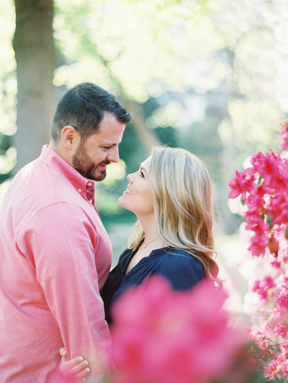 Courtney Hanson Photography - Dallas Spring Engagement Photos-004