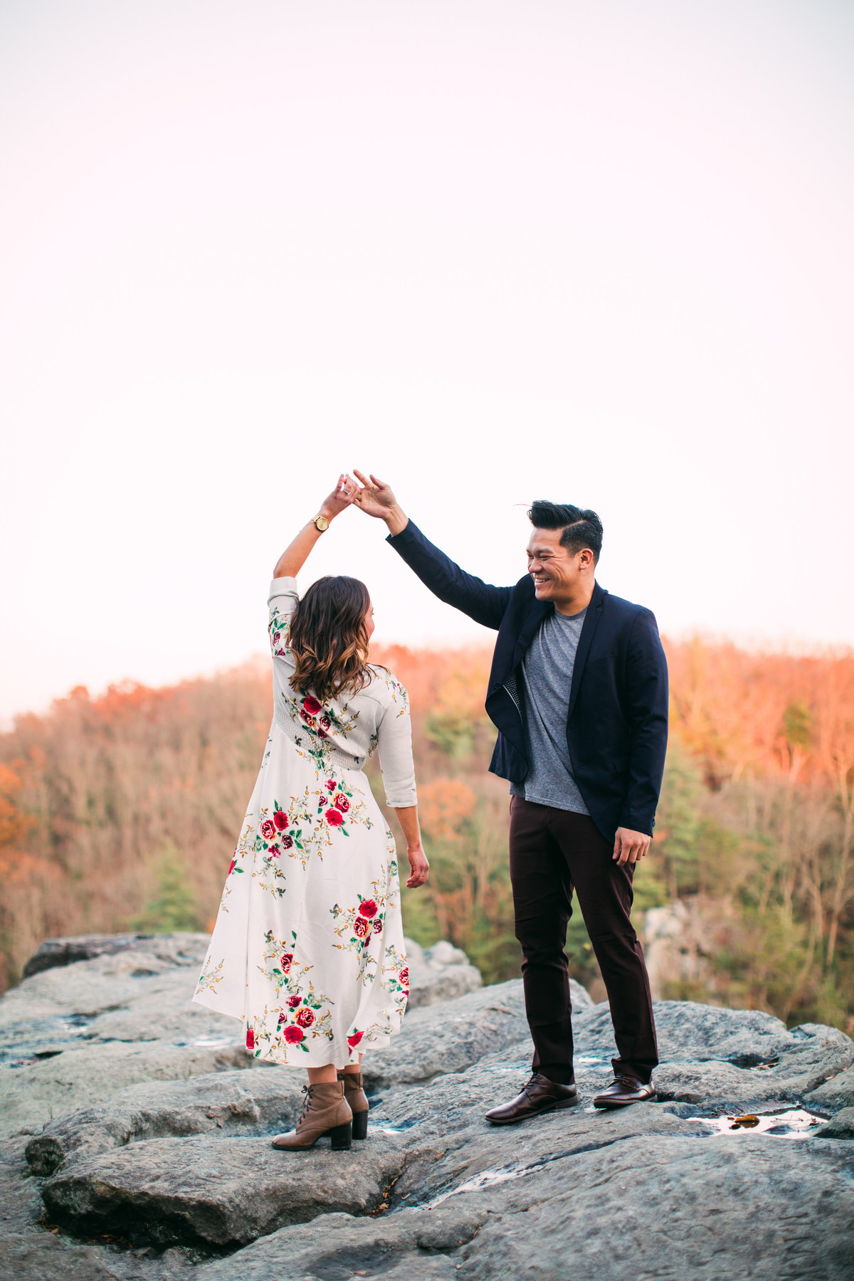 Engagement session in DMV
