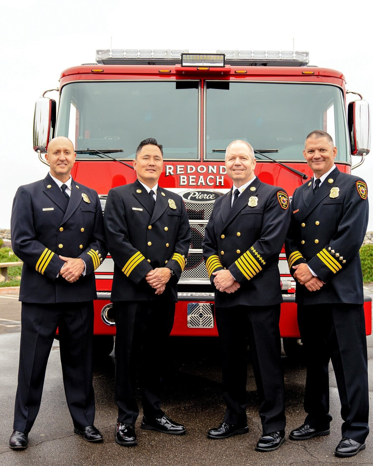 Redondo Beach Fire department photos