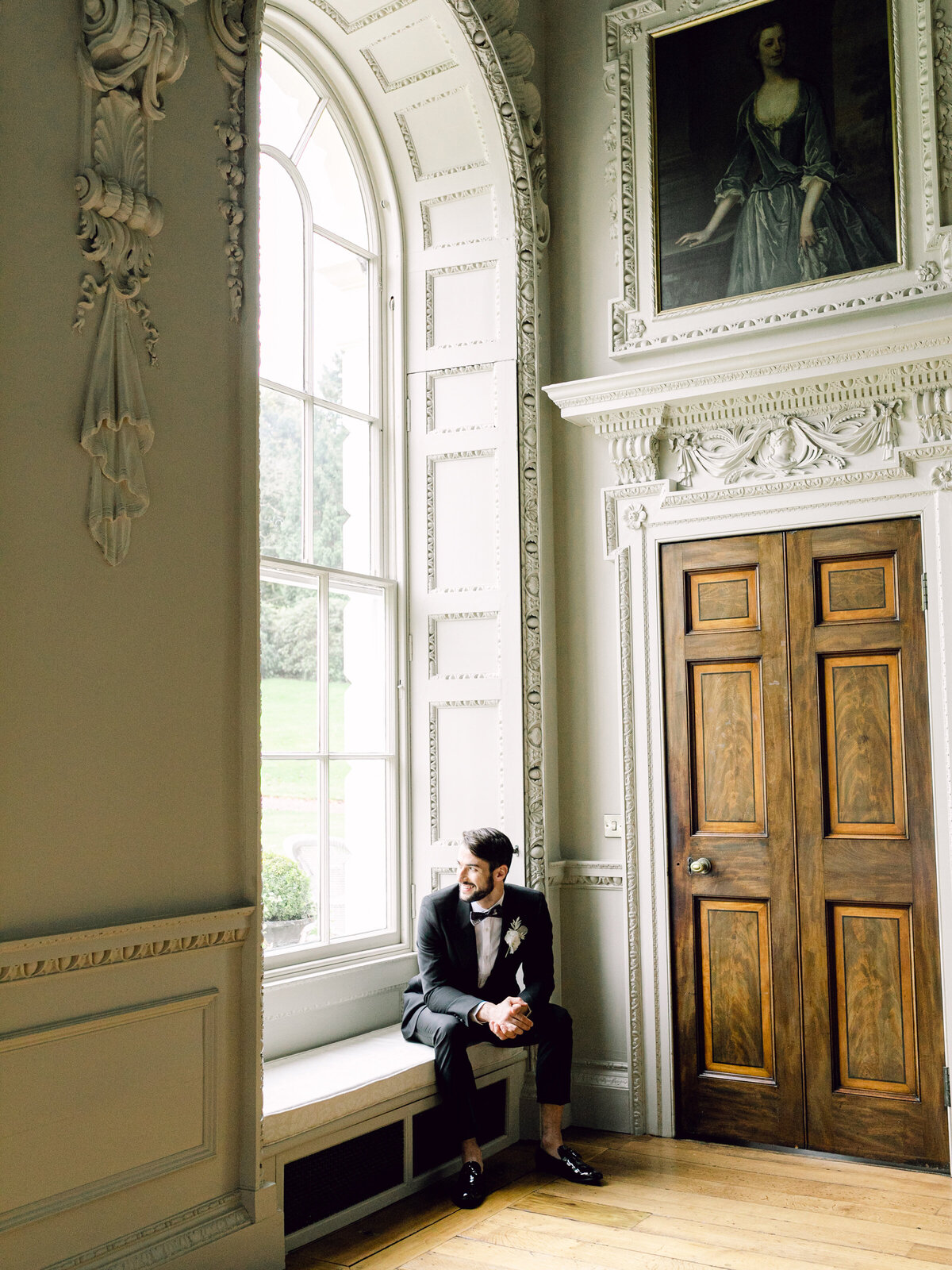 The Stars Inside - Hawkstone Hall Elopement (14)