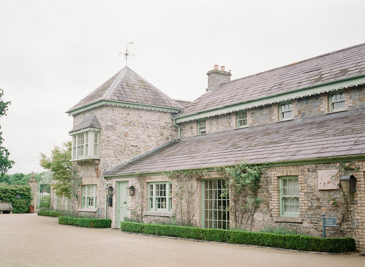 Destination Wedding Photographer - Ireland Editorial - Cliff at Lyons Kildare Ireland - Sarah Sunstrom Photography - 5